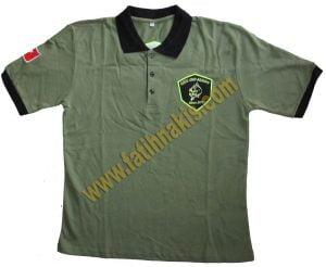 Polo Yaka T shirt Logolu