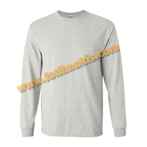 Sıfır Yaka SweatShirt